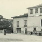La calle Marqueses de la Vega de Anzo, en una imagen tomada en 1958.