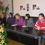 Fotos de la rueda de prensa de presentación de esta actividad
