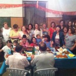 Nueva asociación vecinal en Pando SARA ARIAS