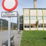 El Centro de Iniciativas Empresariales de La Cardosa, ayer. S. ARIAS