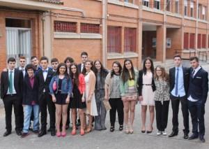"""El musical """"Mamma Mia"""" anima la graduación del Ramón Areces S. ARIAS"""
