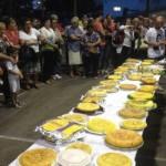 Concurso de tortillas del año pasado. S. ARIAS