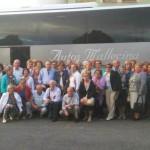 Viaje anual a Covadonga del Casino de Grado