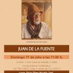 Master Class de texturas y pintura del pintor Juan de la Fuente